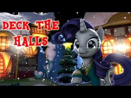 [SFM] [MLP] Deck the halls (60fps)