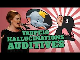 TOP 10 des HALLUCINATIONS AUDITIVES