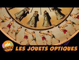 Jouets optiques : les débuts de l'aventure du cinéma