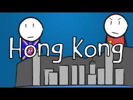 Hong Kong : une colonie Britannique en Chine ?