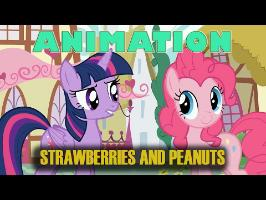 Strawberries and Peanuts Animation by Harmony Studios