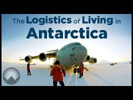 The Logistics of Living in Antarctica