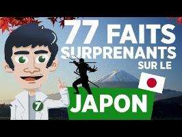 77 faits surprenants sur le Japon