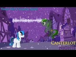 Canterlot Nights (Turquoise Splash & Forest Rain)
