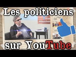 Pourquoi Mélenchon a gagné... sur Youtube