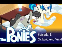 My Little Pony in The Sims - Episode 2 - Octavia and Vinyl Scratch