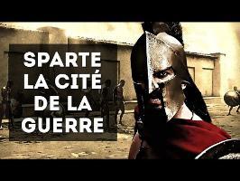 SPARTE - LA CITÉ DE LA GUERRE