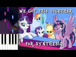 MLP Movie - We Got This Together