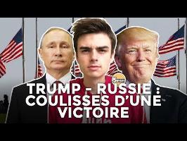TRUMP, RUSSIE : COULISSES D'UNE VICTOIRE