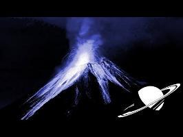 🚀Un volcan de glace ?