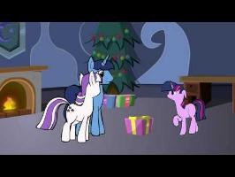 Twilight's most memorable holiday [mlp fan animation]