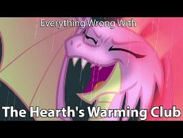 Everything Wrong With My Little Pony Season 8 The Hearth's Warming Club