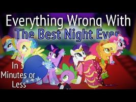 Everything Wrong With The Best Night Ever in 3 Minutes or Less