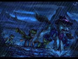 Flutterlover - A Storm Ahead