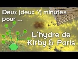 Deux (deux ?) minutes pour... l'hydre de Kirby & Paris