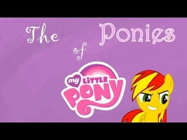 All the Ponies in My Little Pony