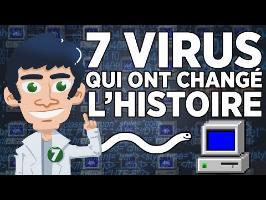 7 virus informatiques qui ont marqué l'histoire
