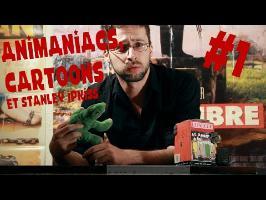 Bolchegeek #1 Animaniacs, Cartoons et Stanley Ipkiss