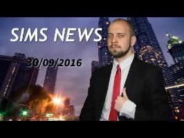 Sims News 30 Septembre 2016