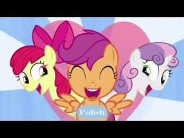 MLP FiM - Hearts Strong as Horses - Multi Language