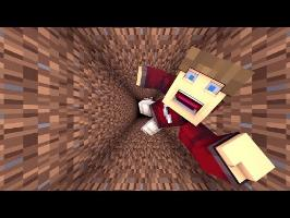 [COLLAB] LE TROU SANS FOND - animation minecraft