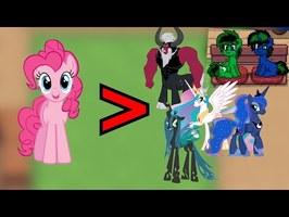 01 - Pinkie, l'être le plus puissant d'Equestria