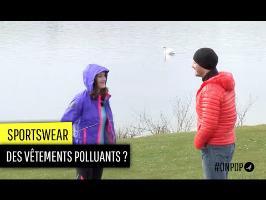 Sport, des vêtements trop polluants ?