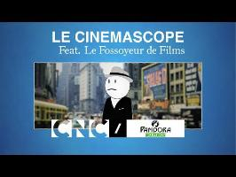 Le CinemaScope feat. Le Fossoyeur de films