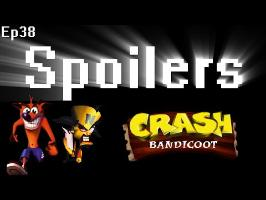 Spoilers - Crash Bandicoot