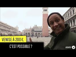 Un weekend à Venise pour 200€, c'est possible ?
