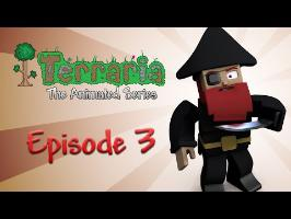 Terraria: The Animated Series - Episode 3