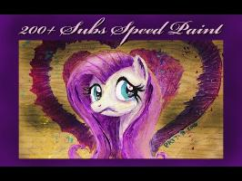 200+ Subs Speed Paint: Cutie Map Compassion