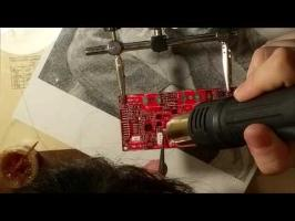 ThunderVolt soldering