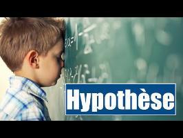 l'Hypothèse - IRL