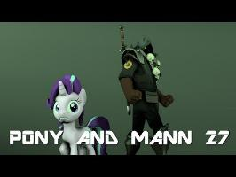 [SFM Ponies] Pony and Mann: 27