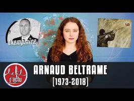 ARNAUD BELTRAME : MORT POUR LES AUTRES