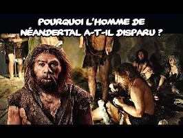 La disparition de l'Homme de Néandertal