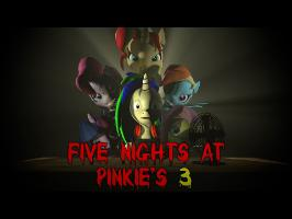 [SFM] Five Nights at Pinkie's 3 Music Video [60FPS, FullHD]