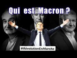 Présidentielle 2017 : Tout savoir (ou presque) sur le parcours de Macron.