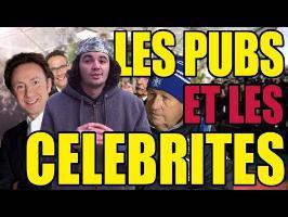 LES CÉLÉBRITÉS DANS LES PUBS : L'ANALYSE de MisterJDay