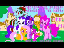 Trojan Horse - A Famitracker Tribute to My Little Pony Friendship is Magic (GBC-Style)