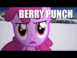 Berry Punch (MLP in real life)