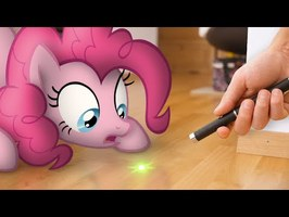 Pinkie Pie's New Friend (MLP in real life)