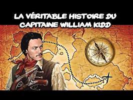 La véritable histoire de William Kidd