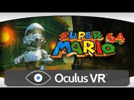 Super Mario 64 Oculus Rift in First Person