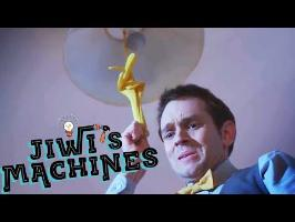 Amazing Machines! Replacing a Broken Light | Rube Goldberg | Jiwi's Machines