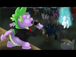 [Deleted Song] Spike's Love Song - MLP the Musical!