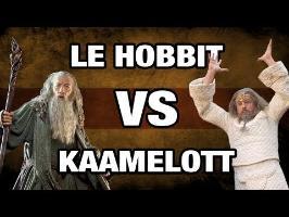 Le Hobbit VS Kaamelott : Le rassemblement du corbeau - WTM