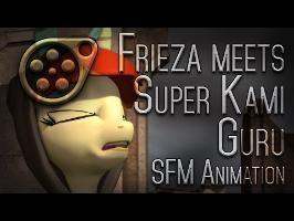 (SFM Ponies) Frieza Meets Super Kami Guru