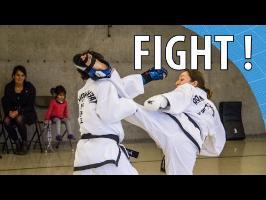 La SCIENCE du combat ! FIGHT ! - Scilabus 46